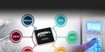 Renesas concentrates on communications for RA6 series microcontroller additions