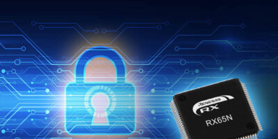 RX65N general purpose microcontroller gains cryptographic certification