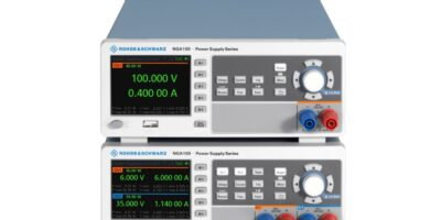 Rohde & Schwarz adds linear accuracy to 'basic' power supply