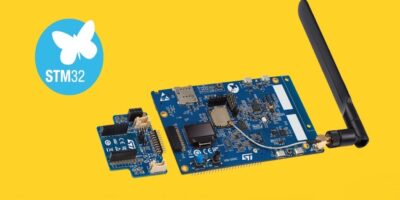 eSIM with boostrap profile provides immediate link in IoT Discovery kit
