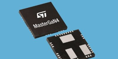 MasterGaN4 devices for high-efficiency power conversion up to 200W