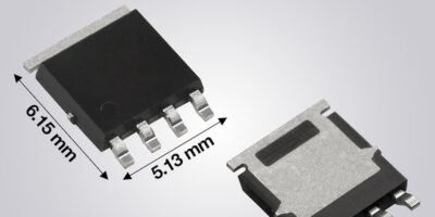 Automotive -80V P-channel Mosfet boost to power density
