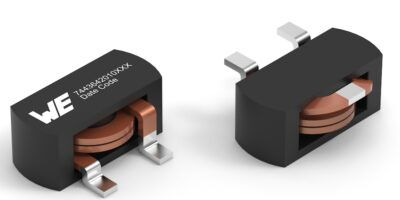 WE-HCF-2010 inductor is small but sets new standards, says Würth Elektronik