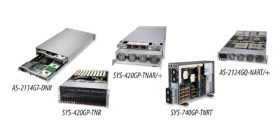 Super Micro achieves 5petaFLOPS performance in 4U form factor