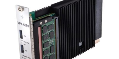 OpenVPX boards from Acromag support up to 32Bbyte memory
