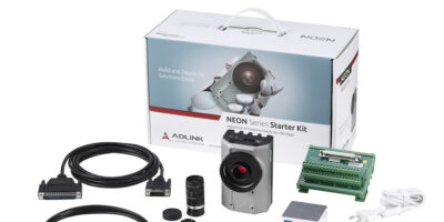 Industrial AI camera is based on Nvidia Jetson NX SoM