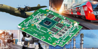 COTS PC/104 module offers P1000 Graphics capabilities