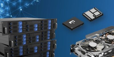 Smart power stage controllers support GPUs and AI