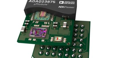 Signal conditioning circuitry results in footprint reduction for data acquisition