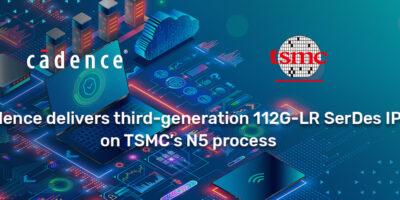SerDes IP accelerates cloud hyperscale infrastructure