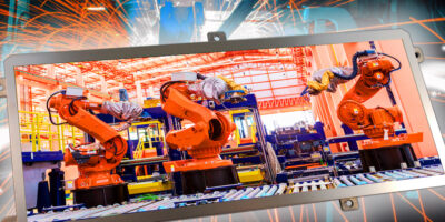 Distec signs to distribute KOE's industrial TFT displays in kit form
