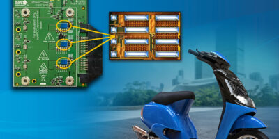 EPC9146 power board is based on monolithic ePower Stage