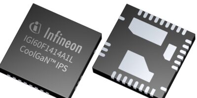 CoolGaN IPS family extends Infineon's wideband gap range