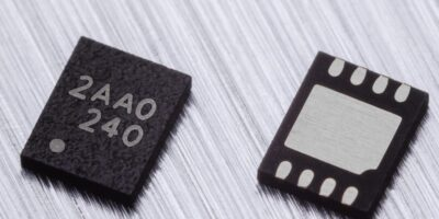 Compact 3D magnetometer is low voltage for consumer applications