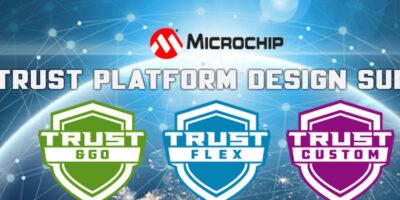 Microchip adds device configuration platform to Trust suite