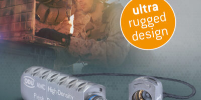12-position flash drive brings portable storage to military personnel