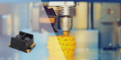 Surface mount photomicrosensor plugs the printer gap, says Omron
