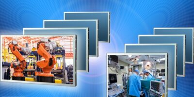 Wide viewing angles for TFT displays meet industrial and medical needs
