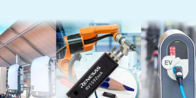 Photocoupler trio reduce board space for industrial automation