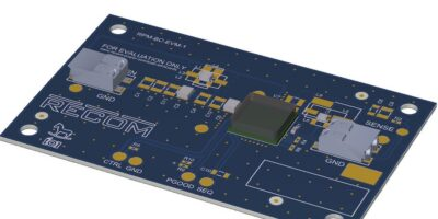 Rutronik UK introduces Recom switching regulators with thermal management