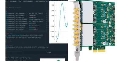 Software development kit to program instrumentation using Julia