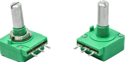 Variable resistors from TT Electronics save space in audio equipment
