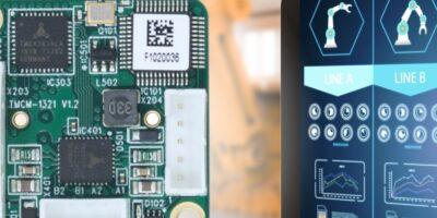Servo controller/driver saves energy while accelerating robotics