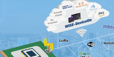 Configurable DeviceOn Module reduces wireless sensor development time