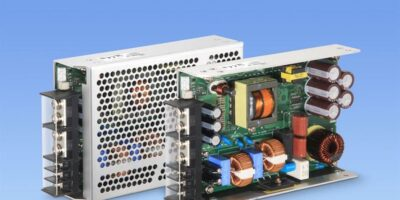 AEA600F open frame power supplies are optimised for free-air convection