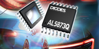 AEC-Q100-rated LED driver simplifies rear lamp cluster design