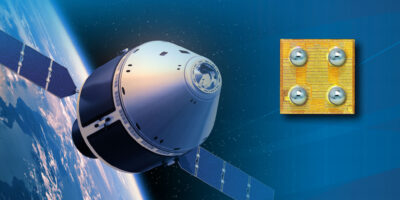 Rad-hard eGaN products have faster switching speeds for space power