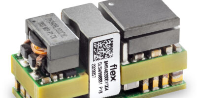 48V-to-load DC technology halves board space requirements in data centres