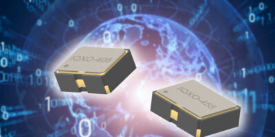 Oscillators have low phase noise performance for high data rate equipment