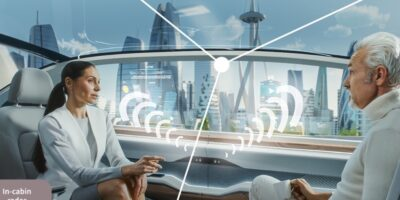 Infineon unveils in-cabin monitoring systems for safe vehicles and roads