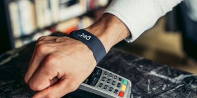 Payment bracelets interpret gestures and use biometric data