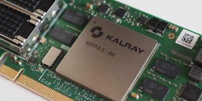 Data centre acceleration card is based on MPPA processor