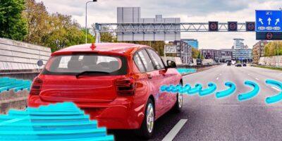 Automotive window voltage monitor has BIST for ADAS