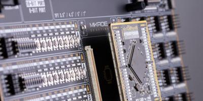 Development board add-on facilitates microcontroller swops