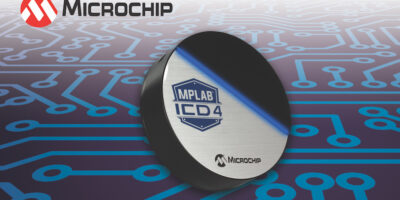 Win a Microchip MPLAB® ICD 4 In-Circuit Debugger