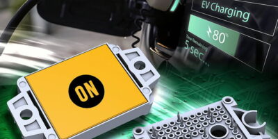 ON Semiconductor expands SiC MOSFET modules for EV charging