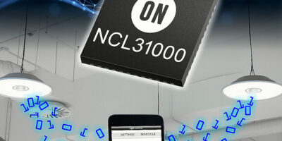 ON Semiconductor adds intelligence to LED drivers for connected lighting
