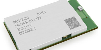 Wi-Fi module is secure for WPA2 and WPA3-Personal Wi-Fi standards
