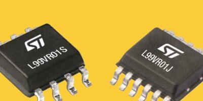 Configurable LDOs provide diagnostics for automotive functional safety