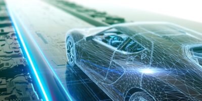LED driver keeps intensity consistent despite vehicle's internal fluctuations