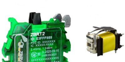 Wireless and battery-less interface elevates smart industrial switches
