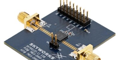 Module's RF operates over wide supply for Wi-Sun, IoT applications