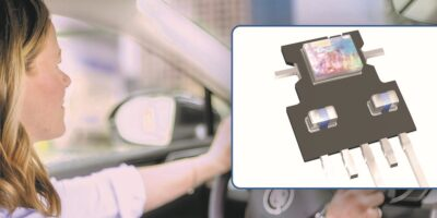 Stray-field robust 3DHALposition sensors have integrated decoupling capacitors