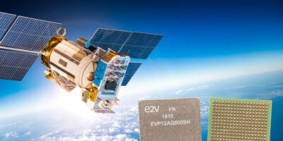 Teledyne e2v confirms ADC is fit for space