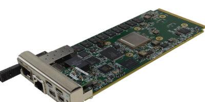 VadaTech bases AMC with NXP Layerscape LS1046A quad core processor