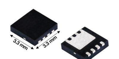 30V n-channel MOSFET increases power density in PowerPAK package
